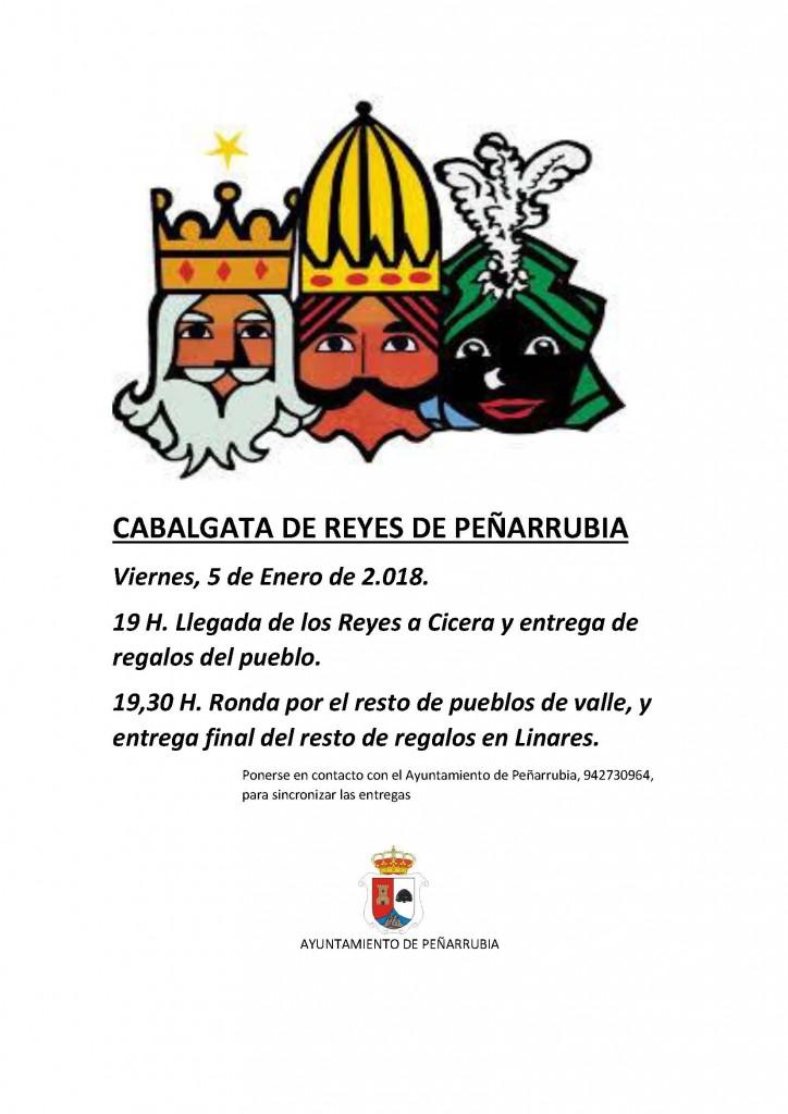 PENARRUBIA-CABALGATA-REYES-CARTEL